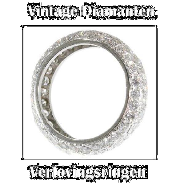 Grote foto diamanten verlovingsring met mooie geschiedenis sieraden tassen en uiterlijk ringen voor haar