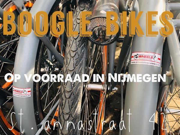 Grote foto boogle bike rent a bike vanaf 12 95 nijmegen fietsen en brommers damesfietsen