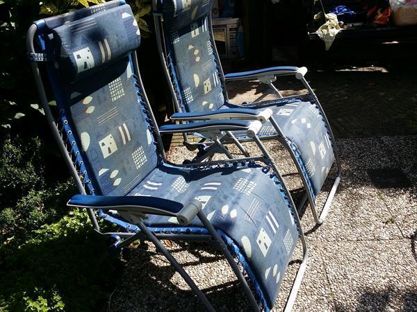 Grote foto lafuma relaxstoelen caravans en kamperen kampeertoebehoren