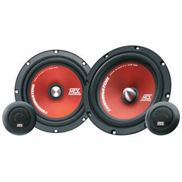 Grote foto mtx tr65s 16 5cm 2 weg composet 65 watt auto onderdelen auto luidsprekers