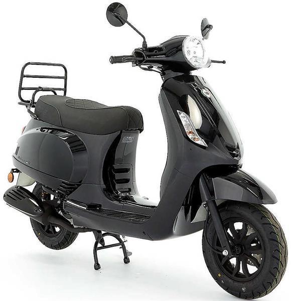 Grote foto dts milano r e5 zwart bij central scooters kopen 1248 0 fietsen en brommers scooters