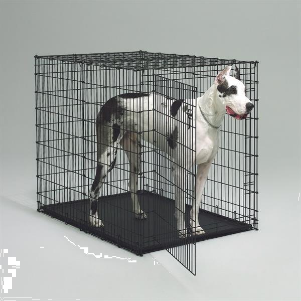 Grote foto hondenbench voor dogachtigen 137cm nu 189 95 dieren en toebehoren hondenhokken en kooien