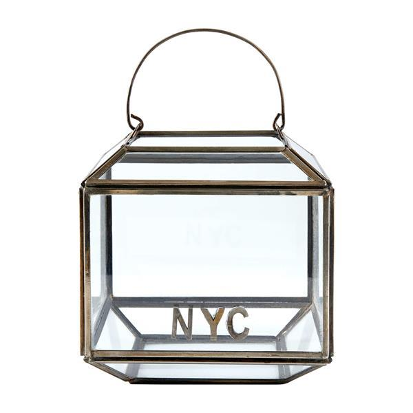 Grote foto rivi ra maison french glass nyc lantern s huis en inrichting woningdecoratie