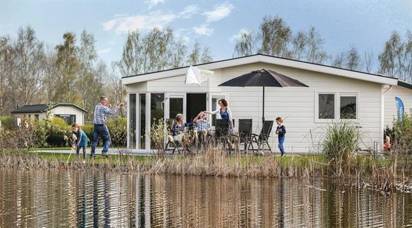 Grote foto 6 persoons chalet de luxe op park familiehuis nunspeet vakantie nederland midden