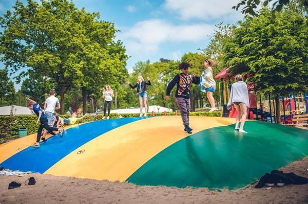 Grote foto fraaie bosvilla voor 6 personen op park in voorthuizen vakantie nederland midden