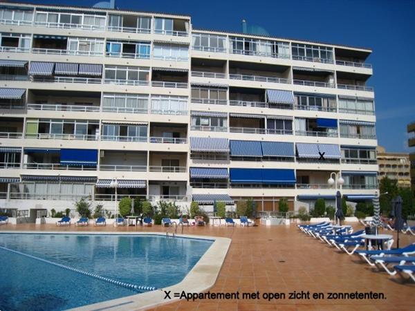 Grote foto appartementen met 1 of 2 slaapkamers vakantie spanje