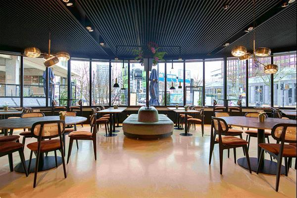 Grote foto te huur werkplek coolsingel 104 rotterdam huizen en kamers bedrijfspanden