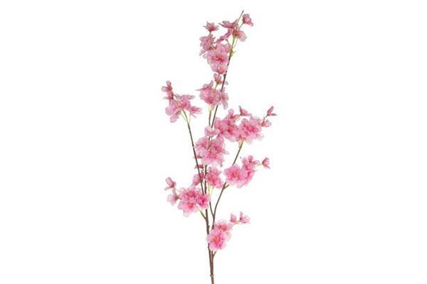Grote foto bloesemrank bloesemtak cherryblossom donkerroze 85cm bloesem verzamelen overige verzamelingen