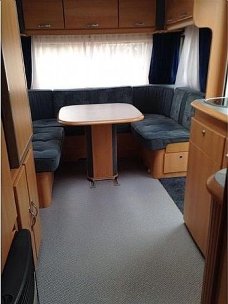 Grote foto caravan tec travel king 510 caravans en kamperen caravans