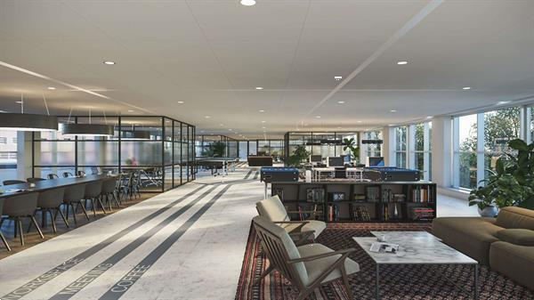 Grote foto te huur kantoorruimte newtonlaan 201 299 utrecht huizen en kamers bedrijfspanden