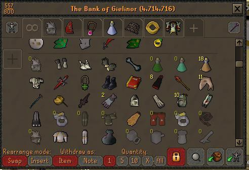 Grote foto osrs account spelcomputers games pc