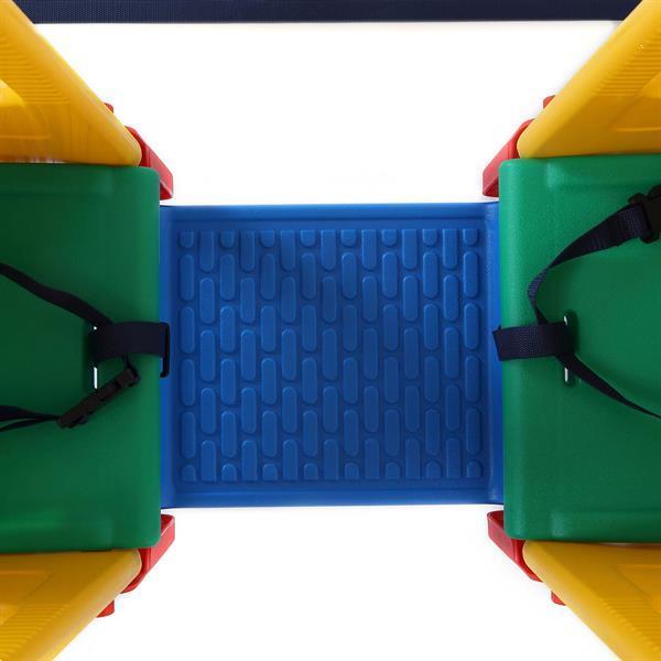 Grote foto speeltoestel kinderschommel giraffe speelparadijs kinderen en baby speeltoestellen en speelhuisjes