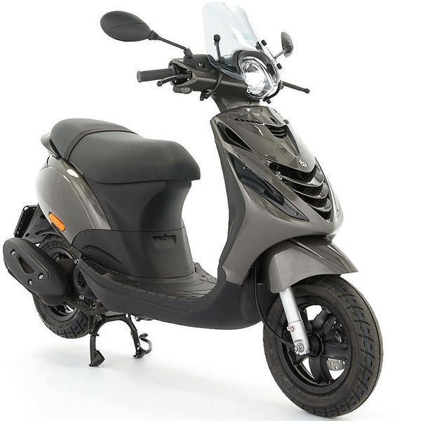 Grote foto piaggio zip sp full options porsche agaat bij central scoo fietsen en brommers scooters