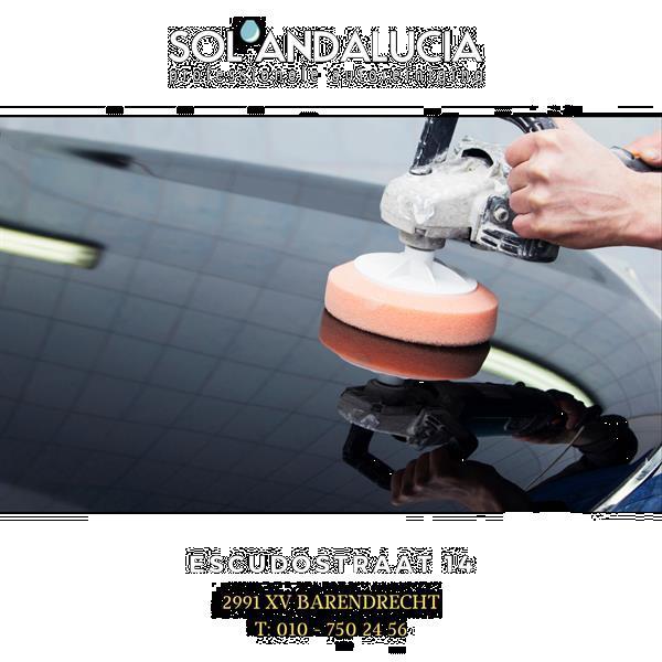 Grote foto sol andalucia hanmatig uw auto laten wassen auto diversen overige auto diversen