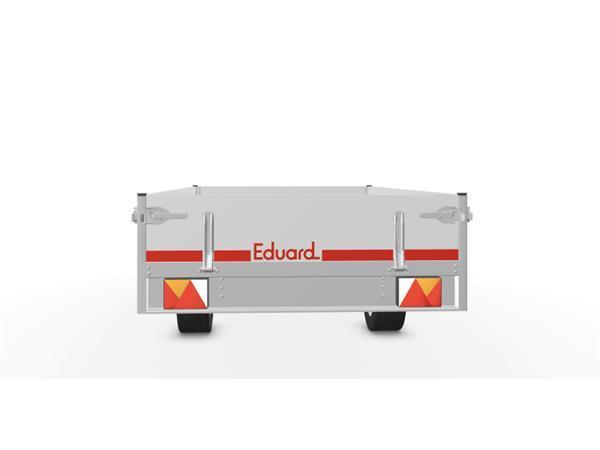 Grote foto eduard multi plateau256 x 150 750 kg open aanhangwagen auto diversen aanhangers