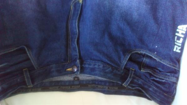 Grote foto motorbroek richa kevlar jeans grote maat kleding heren grote maten