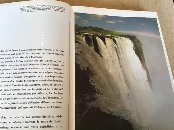 Grote foto afrika het oerwoud woestijn steppe hun sahara boeken natuur