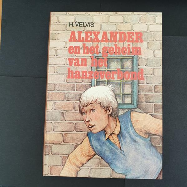 Grote foto alexander en het geheim van het hanzeverbond boeken jeugd 13 jaar en ouder