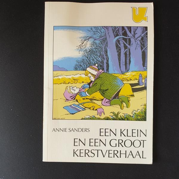 Grote foto annie sanders een klein en een groot kerstverhaal boeken overige boeken