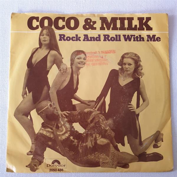 Grote foto coco milk rock and roll with me jet set muziek en instrumenten platen elpees singles