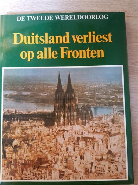 Grote foto duitsland verliest op alle fronten boeken overige boeken