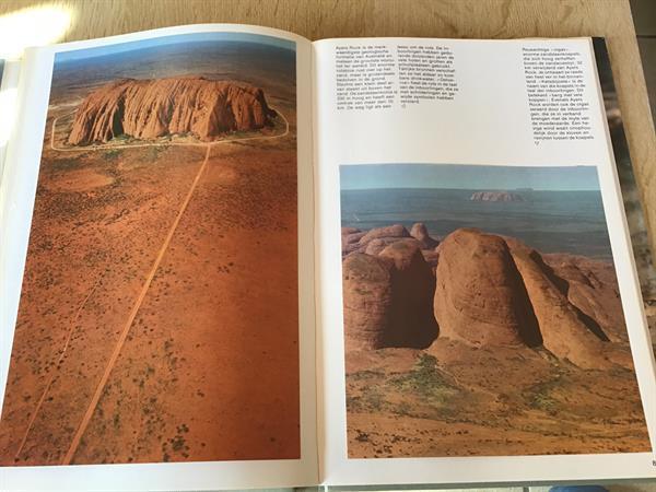 Grote foto australi prachtig boek mooi en uitnemend natuur boeken natuur