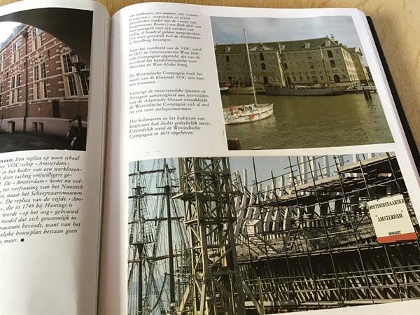 Grote foto amsterdam prachtig beroemd en historisch land boeken reisverhalen