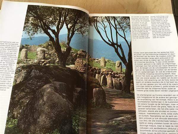 Grote foto corsica sardini twee eilanden i d middellandse boeken reisverhalen