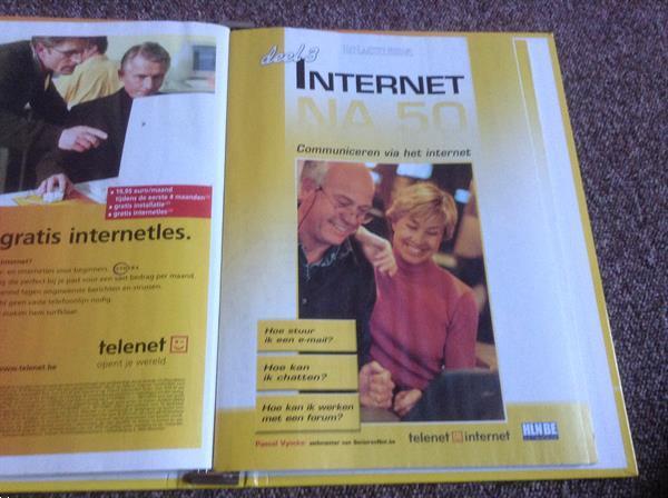 Grote foto de meeste complete gids van internet na 50 jaar computers en software educatie en cursussen