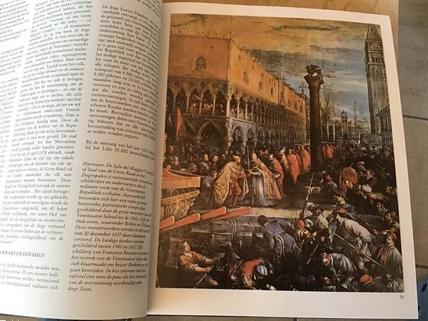 Grote foto boek veneti historisch en prachtig land toerisme boeken reisverhalen
