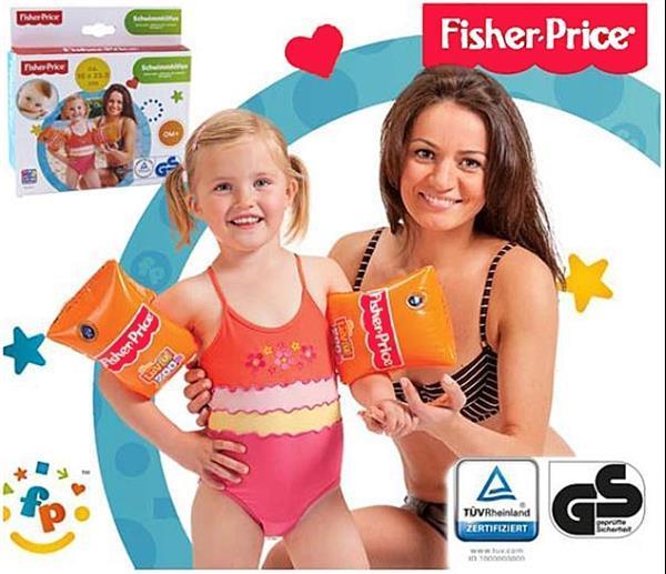 Grote foto zwembandjes outledje kinderen en baby los speelgoed