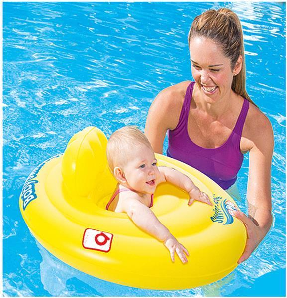 Grote foto babyzitje 69cm alleen deze week 10 extra korting kinderen en baby zwembaden en zandbakken
