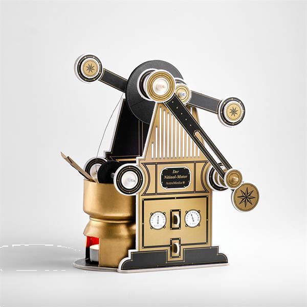 Grote foto bouwpakket nitinol motor verzamelen overige verzamelingen