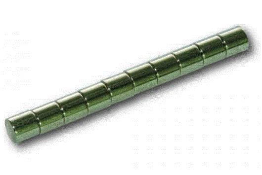 Grote foto magneet neodym cilinder m 10x 6x6mm zakelijke goederen kantoorartikelen