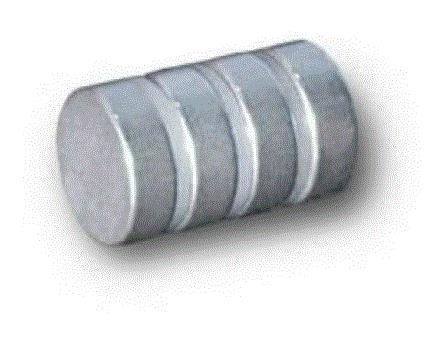 Grote foto magneet neodym schijf xxl 4x 15x5mm zakelijke goederen kantoorartikelen
