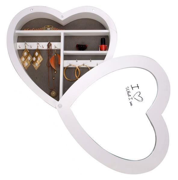 Grote foto sieradendoos hartvorm alleen deze week 10 extra korting witgoed en apparatuur persoonlijke verzorgingsapparatuur