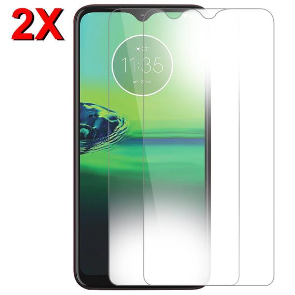 Grote foto mmobiel 2 stuks motorola moto g8 play glazen screenprotector telecommunicatie toebehoren en onderdelen