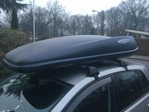 Grote foto dakkoffers dakdragers skibox gratis montage auto diversen overige accessoires