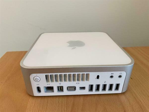 Grote foto te koop mac mini ym008b8 en lacie ext.h.s. computers en software desktop pc