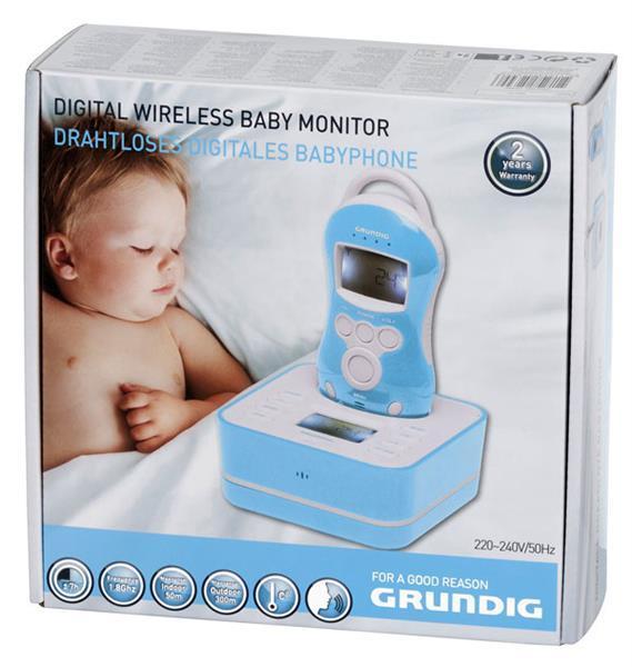 Grote foto babyfoon draadloos alleen deze week 10 extra korting audio tv en foto algemeen