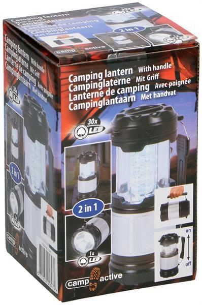 Grote foto campinglamp met 30 led alleen deze week 10 extra korting caravans en kamperen overige caravans en kamperen