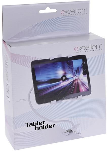 Grote foto flexibele tabletstandaard zwart alleen deze week 10 extra telecommunicatie tablets