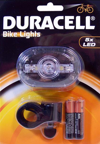 Grote foto led fietslamp voorzijde met batterijen alleen deze week 2 motoren overige accessoires