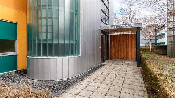 Grote foto te huur kantoorruimte transistorstraat 20 almere huizen en kamers bedrijfspanden
