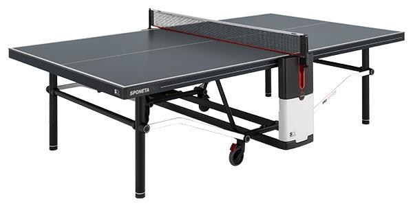 Grote foto sponeta tafeltennistafel sdl pro outdoor sport en fitness overige sport en fitness