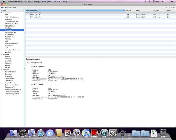 Grote foto te koop mac mini ymgyl1 en 15 inch lcd enz. computers en software apple