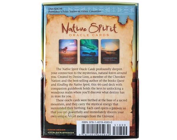 Grote foto native spirit denise linn boeken overige boeken