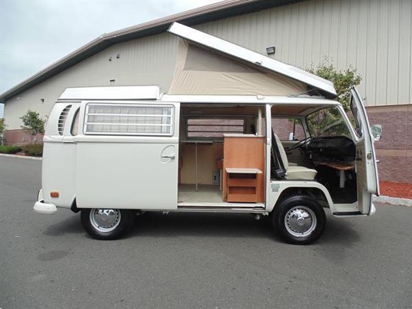 Grote foto 1971 vw westfalia camper vanbus caravans en kamperen campers