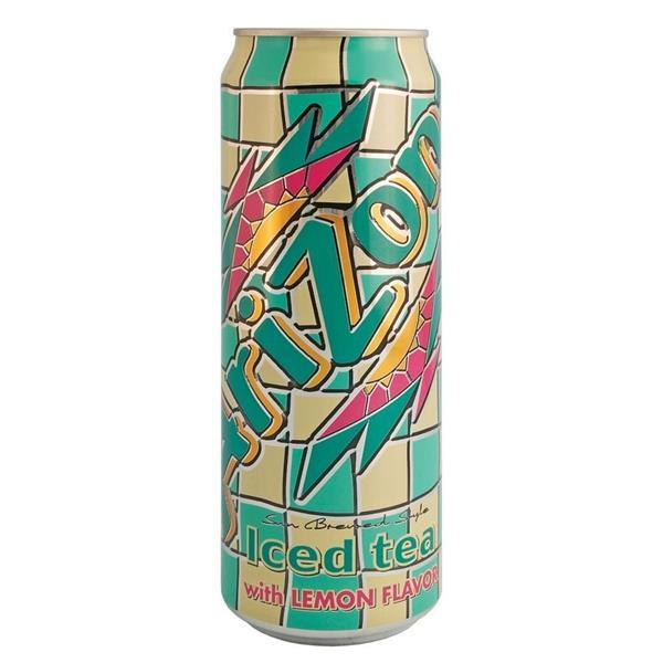 Grote foto arizona iced tea lemon 458ml diversen overige diversen