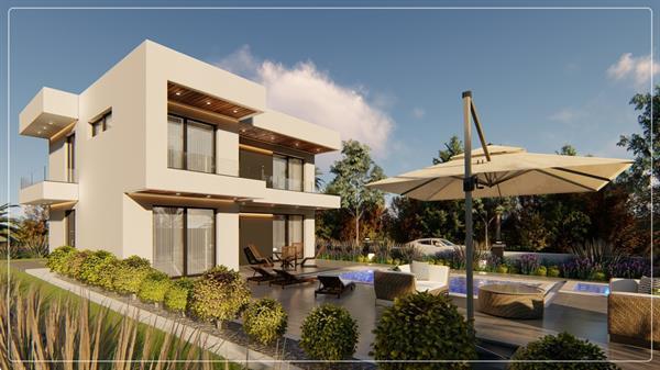 Grote foto villa amor huizen en kamers nieuw buiten europa